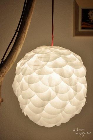 Lampe bois flott du bruit au grenier for Bois flotte beziers